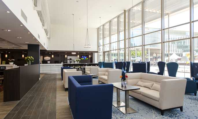Hampton by Hilton Frankfurt City Centre East Hotel, Deutschland – Lobby