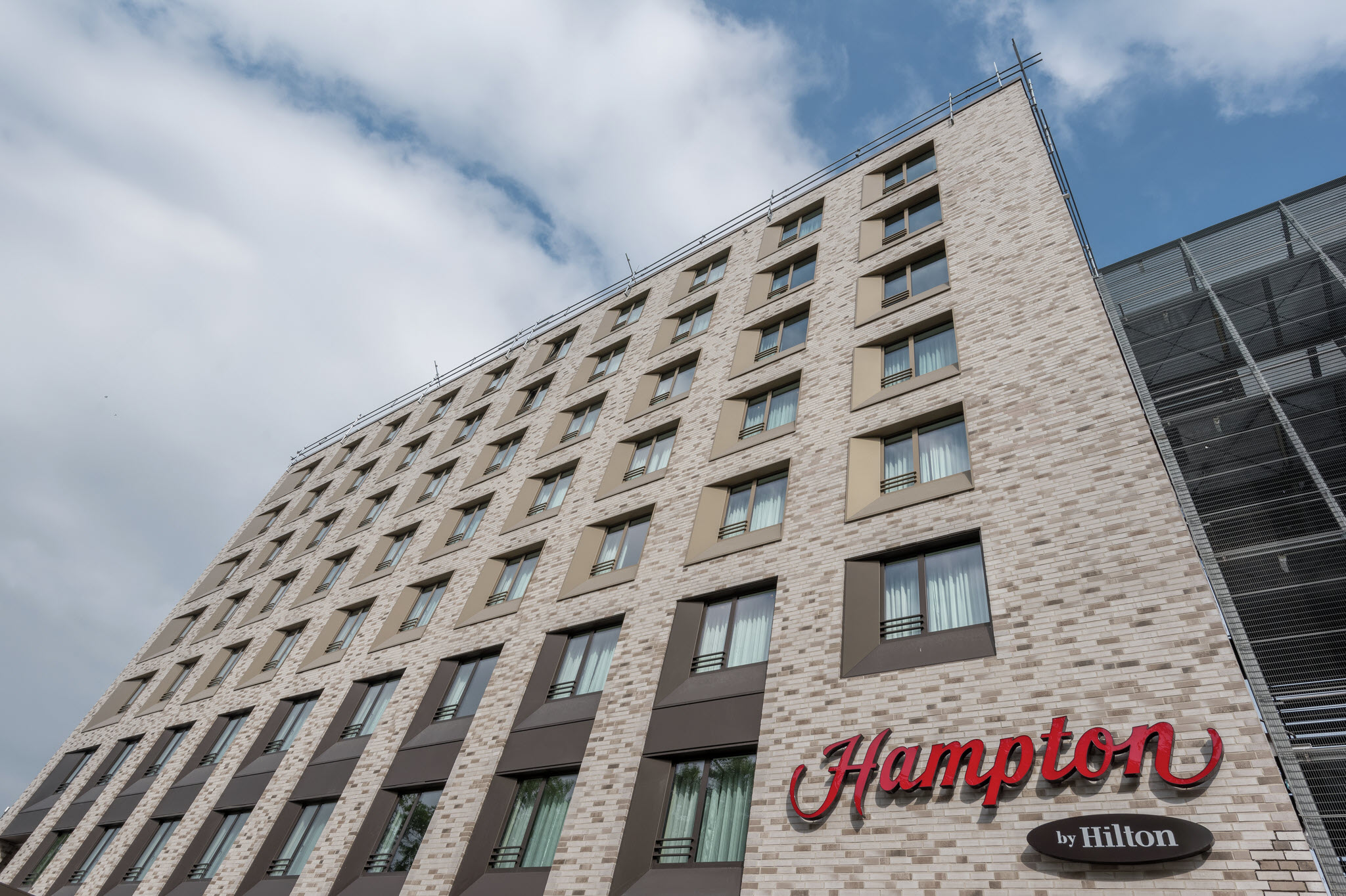Hampton by Hilton Frankfurt City Centre East