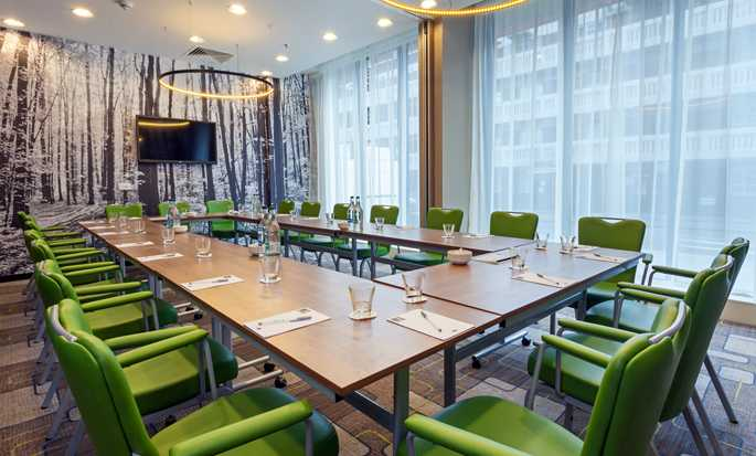 Hampton by Hilton London Waterloo Hotel, Großbritannien – Meetingraum