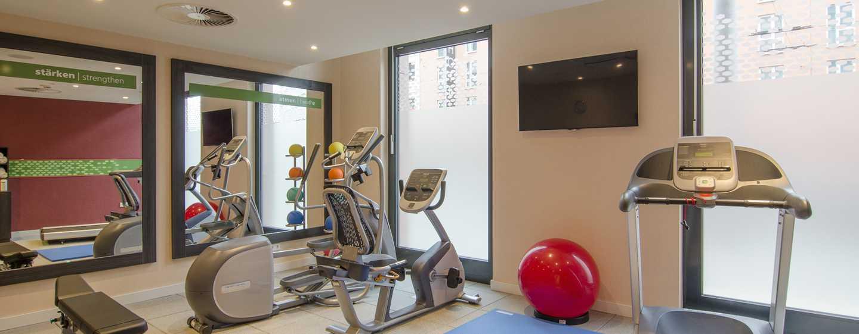Hampton by Hilton Nuremberg City Centre Hotel – Fitness Center