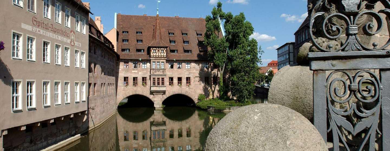 Hampton by Hilton Nuremberg City Centre Hotel – Attraktionen vor Ort