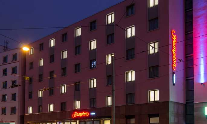 Hampton by Hilton Nuremberg City Centre