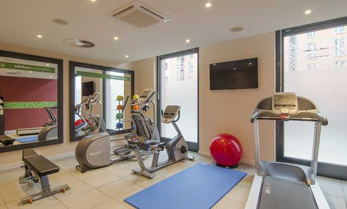 Hampton by Hilton Nuremberg City Centre Hotel – Fitness Center