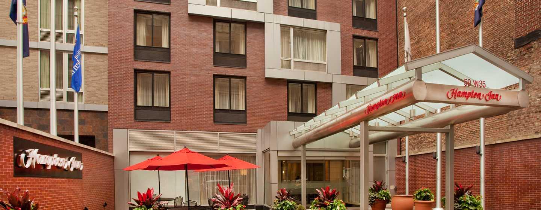 Hampton Inn Manhattan-35th St/Empire State Bldg, Vereinigte Staaten - Außenansicht und Eingang
