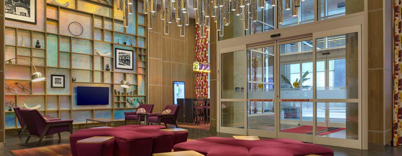 Hampton Inn Manhattan/Times Square Central Hotel, New York, USA– Lobby