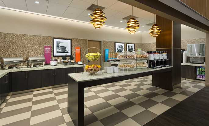 Hampton Inn Manhattan/Times Square Central Hotel, New York, USA – Fitnesscenter