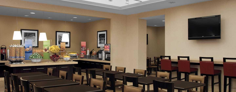 Hampton Inn Manhattan-Times Square North Hotel, New York, USA– Frühstücks-/Essbereich