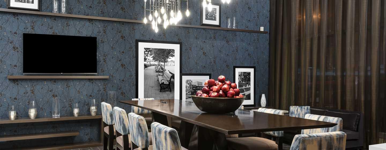Hampton Inn Manhattan-Times Square North Hotel, New York, USA– Lobby