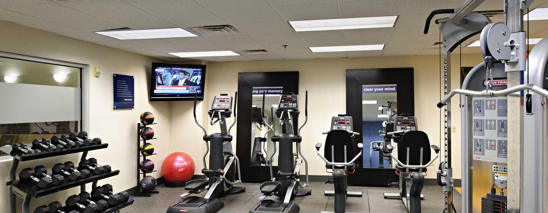 Hampton Inn Philadelphia Center City– Convention Center Hotel– Fitness Center