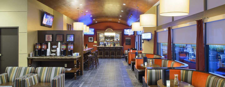 Hampton Inn Philadelphia Center City– Convention Center Hotel– Lounge