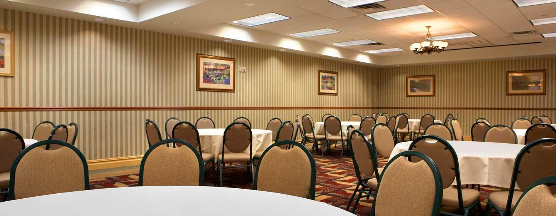 Hampton Inn Philadelphia Center City– Convention Center Hotel– Meetingraum