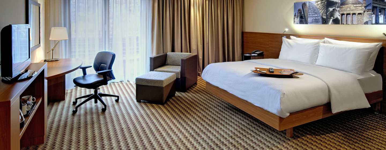 Hampton by Hilton Berlin City West Hotel, Berlin, Deutschland– Gästezimmer