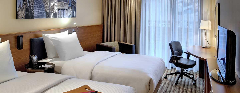 Hampton by Hilton Berlin City West Hotel, Berlin, Deutschland– Zweibettzimmer