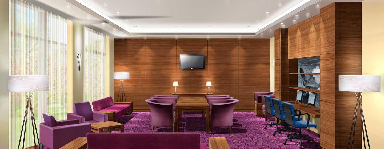 Hampton by Hilton Berlin City West Hotel, Berlin, Deutschland– Business Center