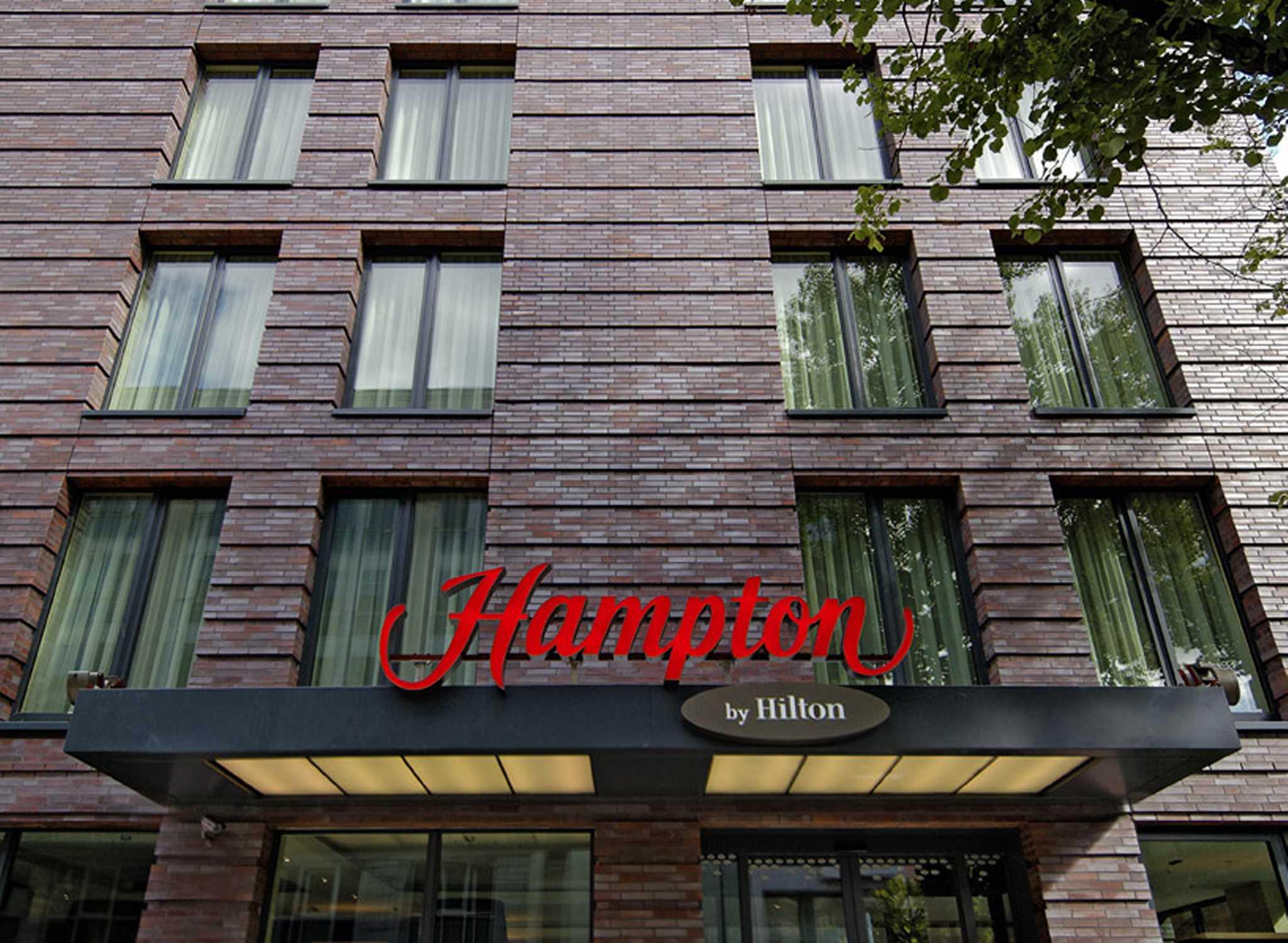 Hampton Berlin City West Hotel In Der Nahe Des Kurfurstendamms