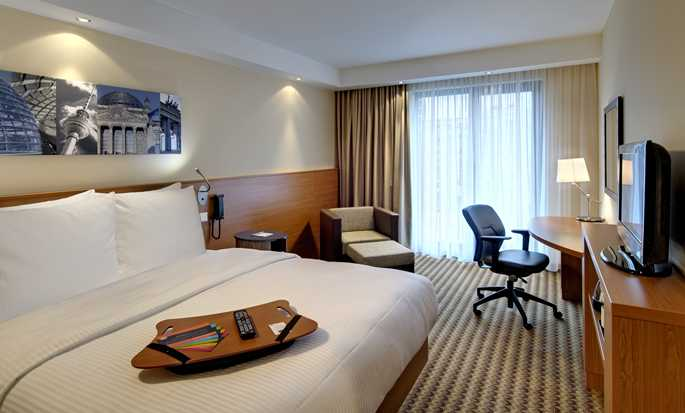 Hampton by Hilton Berlin City West Hotel, Berlin, Deutschland – Gästezimmer