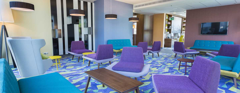 Hampton by Hilton Warsaw City Centre hotel