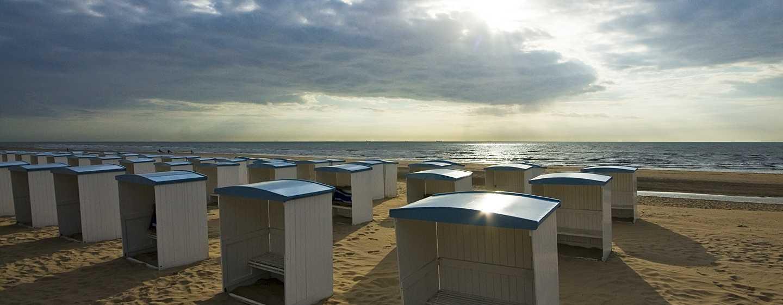 Hilton Garden Inn Leiden, Niederlande– Strand von Katwijk