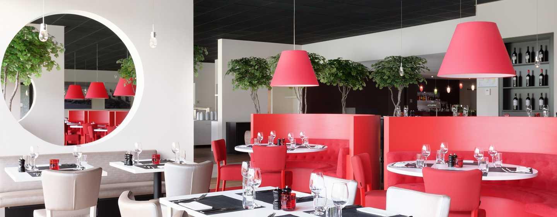 Hilton Garden Inn Leiden, Niederlande– Restaurant