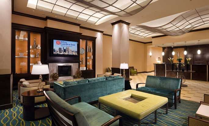 Hilton Garden Inn Atlanta Downtown Hotel, USA – Lobby