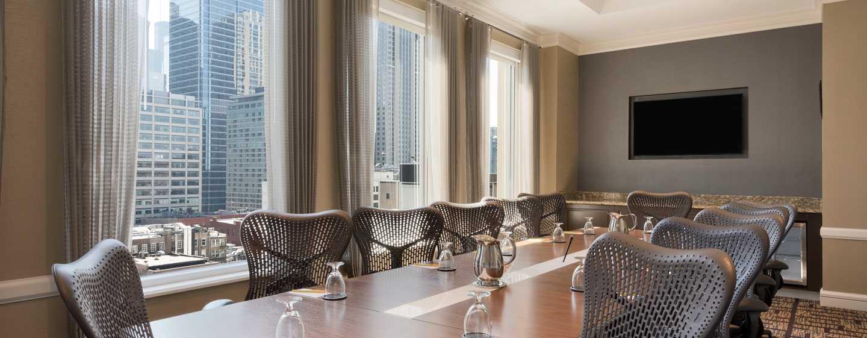 Hilton Garden Inn Chicago Downtown/Magnificent Mile Hotel, USA– Boardroom
