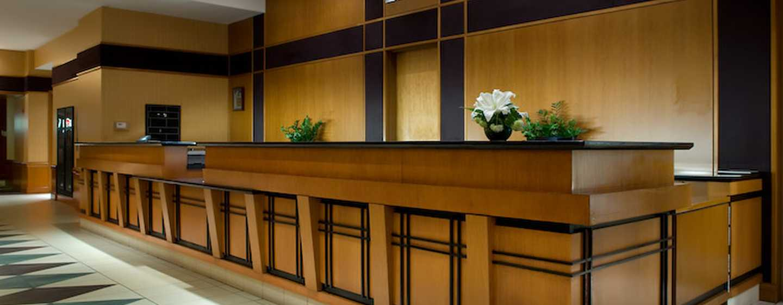 Hilton Garden Inn Chicago Downtown/Magnificent Mile Hotel, USA– Empfang