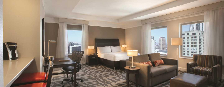 Hilton Garden Inn Chicago Downtown/Magnificent Mile Hotel, USA– Hotelsuite