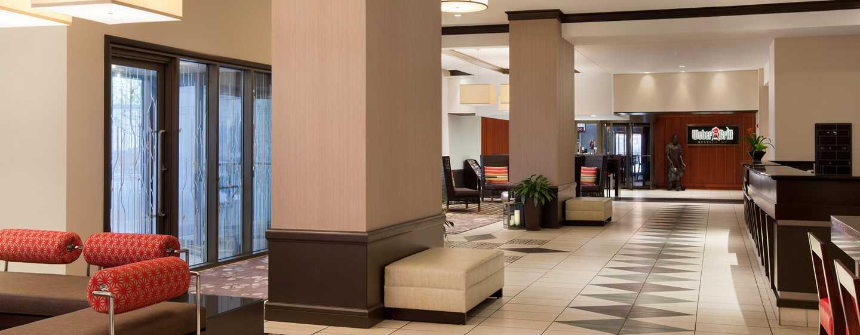 Hilton Garden Inn Chicago Downtown/Magnificent Mile Hotel, USA– Lobby