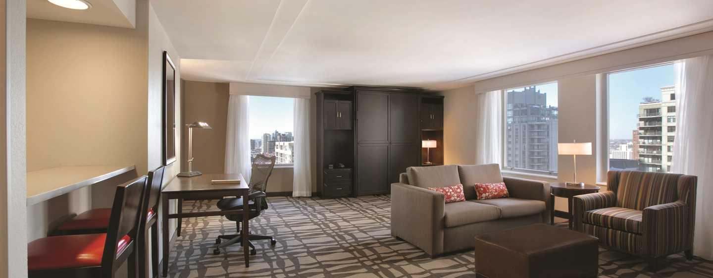 Hilton Garden Inn Chicago Downtown/Magnificent Mile Hotel, USA– Suite
