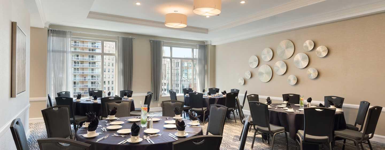 Hilton Garden Inn Chicago Downtown/Magnificent Mile Hotel, USA– Ballsaal