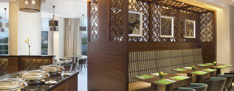 Hilton Garden Inn Dubai Al Mina Hotel, VAE– Garden Grill Restaurant