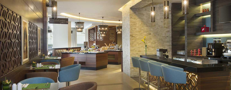 Hilton Garden Inn Dubai Al Mina Hotel, VAE– Bar