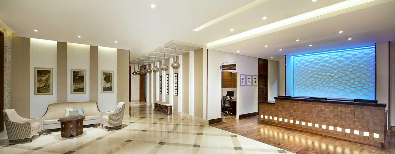Hilton Garden Inn Dubai Al Mina Hotel, VAE– Lobby