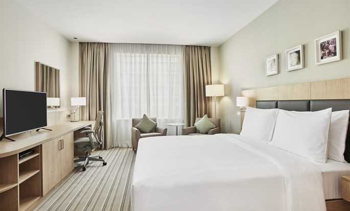 Hilton Garden Inn Mall of the Emirates Hotel – Suite