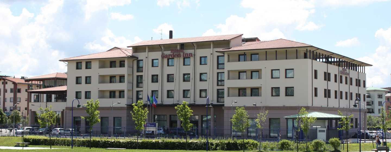 Hilton Garden Inn Florence Novoli Hotel, Italien – Außenbereich des Hotels