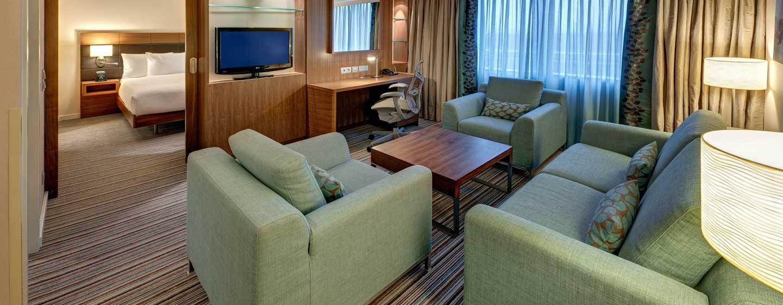Hilton Garden Frankfurt Airport Hotel, Deutschland– Zimmer– Suite