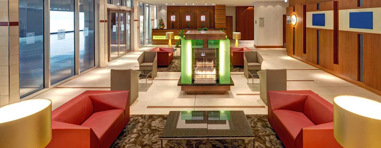 Hilton Garden Frankfurt Airport Hotel, Deutschland – Lobby