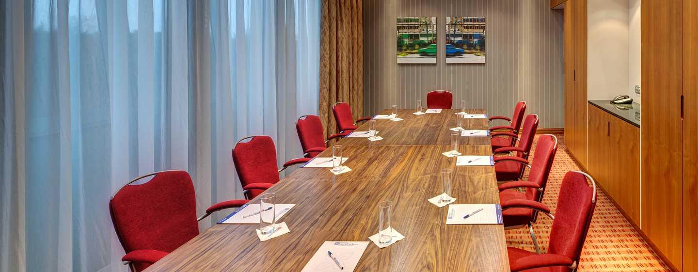 Hilton Garden Frankfurt Airport Hotel, Deutschland– Konferenzraum