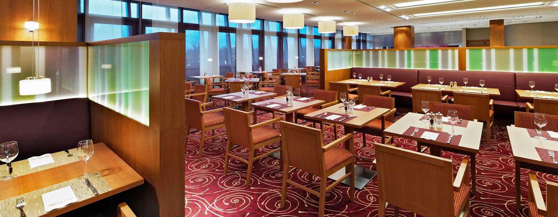 Hilton Garden Frankfurt Airport Hotel, Deutschland – Restaurant