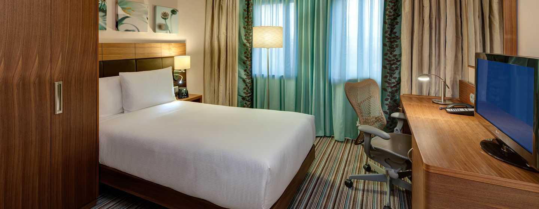 Hilton Garden Frankfurt Airport Hotel, Deutschland– Einzelzimmer