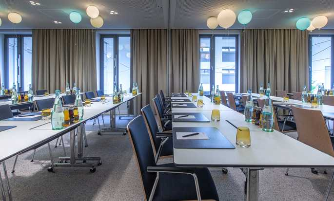 Hilton Garden Inn Mannheim, Germany – Meetingraum