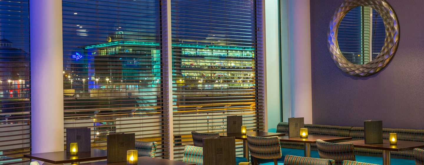 Hilton Garden Inn Glasgow City Centre, Großbritannien – Bar