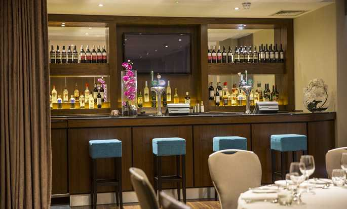Hilton Garden Inn Glasgow City Centre, Großbritannien – Private Bar