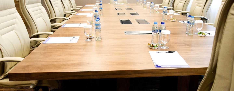 Ihr geschäftliches Treffen können Sie in einem der modernen Meetingräume durchführen