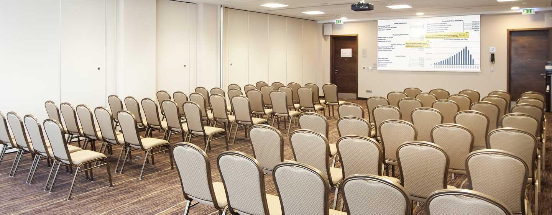 Für Ihr Meeting finden wir den passenden Raum im Hilton Garden Inn Krakow