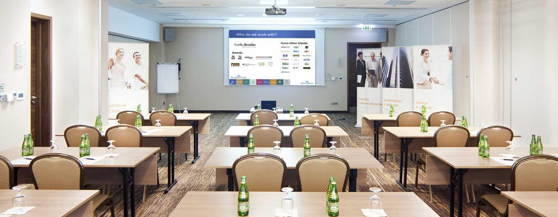 Bei Ihrer Präsentation werden Sie von moderner Tagungstechnik unterstützt