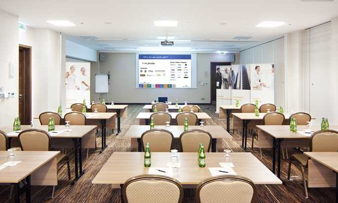 Hilton Garden Inn Krakow, Poland - Meeting Room