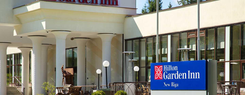 Hilton Garden Inn Moscow New Riga Hotel, Russische Föderation– Außenbereich des Hotels