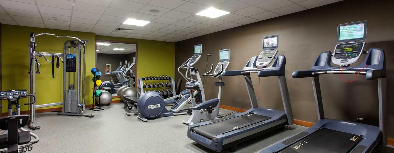 Hilton Garden Inn Moscow New Riga Hotel, Russische Föderation– Fitnesscenter
