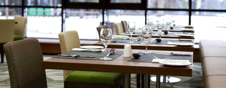 Hilton Garden Inn Moscow New Riga Hotel, Russische Föderation– Garden Grille and Bar